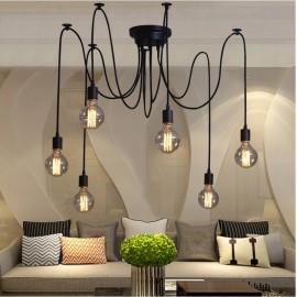 Oświetlenie domu: lampy wiszące, sufitowe, podłogowe, stołowe, kinkiety