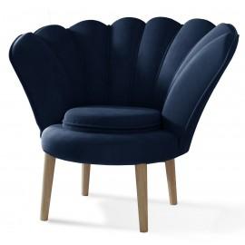 Fotele wypoczynkowe, bujane, klubowe, z podnóżkiem i designerskie Uszak