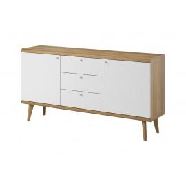Komoda z szufladami - Komoda z półkami - Sklep Online